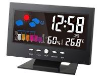 Товар дня: Домашняя метеостанция с цветным дисплеем за $6.88
