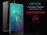 Анонсирован «безрамочный» металлический флагман UMIDIGI Crystal за $99