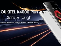 Анонсирован OUKITEL K4000 Plus — смартфон, защищающий личные данные