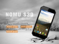 Nomu s10 лучший защищенный смартфон до 140 долларов!
