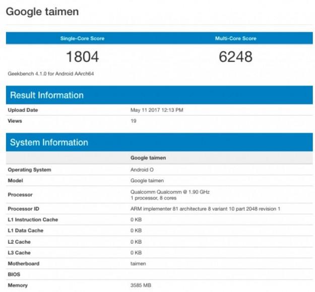 LGможет получить часть заказов напроизводство телефонов Google Pixel 2