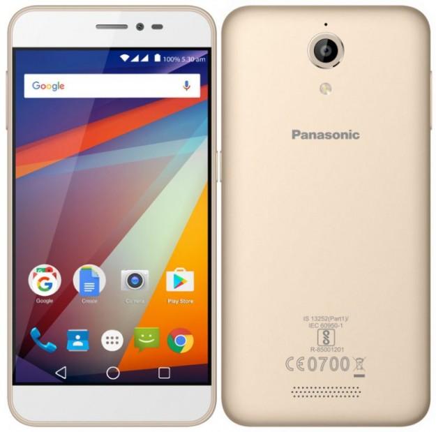 Panasonic представила два новых телефона