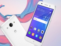 Представлен бюджетный смартфон Huawei Y3 2017 с 8Мп камерой