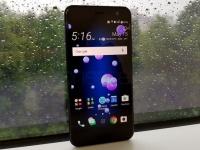 Представлен HTC U11 с 6 ГБ ОЗУ, Snapdragon 835 SoC и системой «бокового» управления