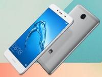Представлен 8-ядерный Huawei Y7 с Android 7.0 и биометрическим сенсором