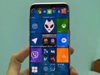 Samsung Galaxy S8 с ОС Windows 10 Mobile засветился на фото
