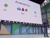 Android Go  — проект Google по разработке ультрабюджетных смартфонов
