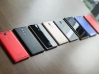 Представлены 8 прототипов безрамочного флагмана UMIDIGI CRYSTAL