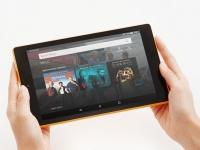 Amazon представила обновленные планшеты Fire 7 и Fire HD 8 с поддержкой Alexa