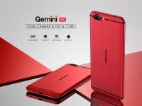 Представлен флагман Ulefone Gemini Pro с MediaTek Helio X27 и двойной камерой