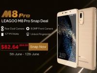 Акция на смартфон LEAGOO M8 Pro на Aliexpress
