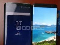 Вслед за DOOGEE MIX производитель покажет модель MIX Plus с экраном 18:9, как у Samsung Galaxy S8
