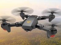 Товар дня: Квадрокоптер VISUO XS809HW с 2 Мпикс. камерой за $37.99