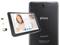 Видеообзор планшетов Pixus touch 7 3G HD и Pixus hiPower от портала Smartphone.ua!
