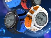 NO.1 представила умные часы F3 с защитой IP68
