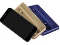 DOOGEE представила красивый смартфон BL5000 с большим аккумулятором и стеклом в 4 раза более закругленным чем 2.5D