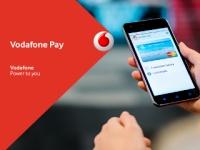 Vodafone и Mastercard запустили первый в Украине универсальный мобильный кошелек Vodafone Pay