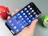 Выбираем способ разблокировки смартфона Samsung Galaxy S8 Plus: словом, жестом, пальцем, лицом или глазом