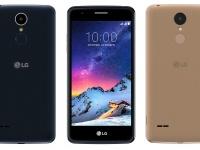 Смартфон LG K8 – новинка 2017 года с поддержкой 4G и 2.5D экраном