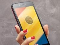 В Украине стартуют продажи бюджетных смартфонов серии С от Motorola