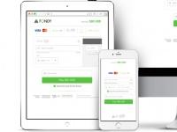 Прием платежей на сайте вместе с Fondy