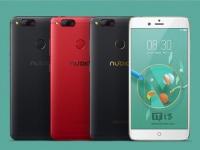 Два варианта смартфона ZTE nubia Z17 mini уже доступны в продаже