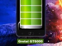 Видео тест на выносливость аккумулятора: Gretel GT6000 против OUKITEL K10000 PRO