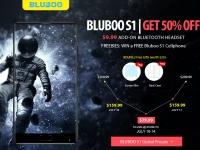 Лучшая цена на безрамочный BLUBOO S1 - $79,99 с 10-го по 15-го июля только в Gearbest.com