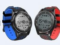 NO.1 снизила цену на умные часы F3 с защитой IP68 до $19.99