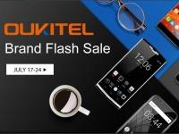 OUKITEL проводит большую распродажу на Gearbest: 12 моделей с большой скидкой