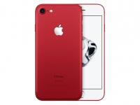 Новый iPhone 7/7Plus в красном цвете  - красивый смартфон с социальным посылом
