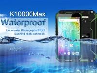 Китайцы создали «неубиваемый» OUKITEL K10000 Max с защитой IP68