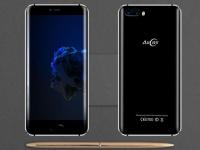 Тест на автономность батареи AllCall Rio VS Iphone. Видео
