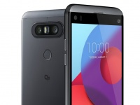 Представлен новый смартфон LG Q8 - стильный, мощный и компактный