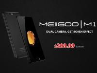 Товар дня: смартфон Meiigoo M1 с 6 ГБ ОЗУ за $209,99
