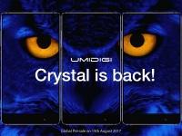Безрамочный UMIDIGI Crystal поступит в продажу 15 августа