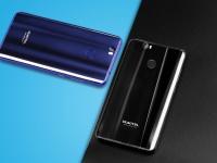 U11 Plus  - смартфон подражатель Xiaomi Mi Note 2 и Xiaomi Mix, но с более уникальным дизайном