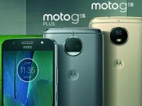 Представлены Moto G5S и Moto G5SPlus