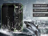 Видео: OUKITEL K10000 MAX - тест на попадание пыли и воды
