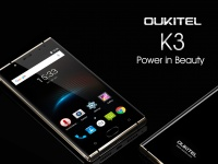 Раскрыты точные спецификации OUKITEL K3: батарея 6000 мАч и 64 ГБ встроенной памяти