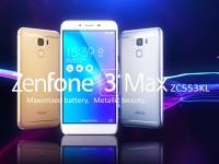 Особенности конструкции и аппаратной начинки ASUS ZenFone 3 Max (ZC553KL)