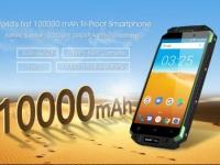OUKITEL подготовил 3D-видео  для модели K10000 MAX с 10000 мАч
