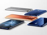 Nokia представила Nokia 8 – флагманский высокопроизводительный смартфон