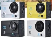 Товар дня: Экшн-камера с 2.0-дюймовым LCD дисплеем и матрицей на 12 Мпикс. 1080P и Wi-Fi за $15.99