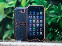 Ветер и дождь не смогут потревожить ауру водонепроницаемого смартфона Blackview BV4000