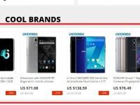Сегодня DOOGEE выставила свои смартфоны с большой скидкой до 30% в рамках распродажи на Aliexpress