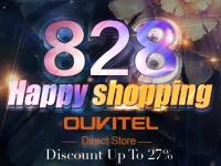 Товар дня: OUKITEL K10000 Pro со скидкой 25% и лучшие цены еще на 5 моделей OUKITEL на Aliexpress