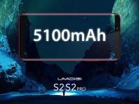 UMIDIGI показала скорость зарядки S2 PRO с батареей на 5100 мАч (видео)