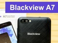 Видеообзор смартфона Blackview A7 от портала Smartphone.ua!
