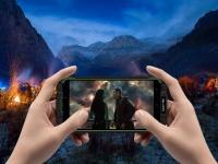 Тест потребления батареи OUKITEL K10000 MAX при просмотре фильмов в FullHD